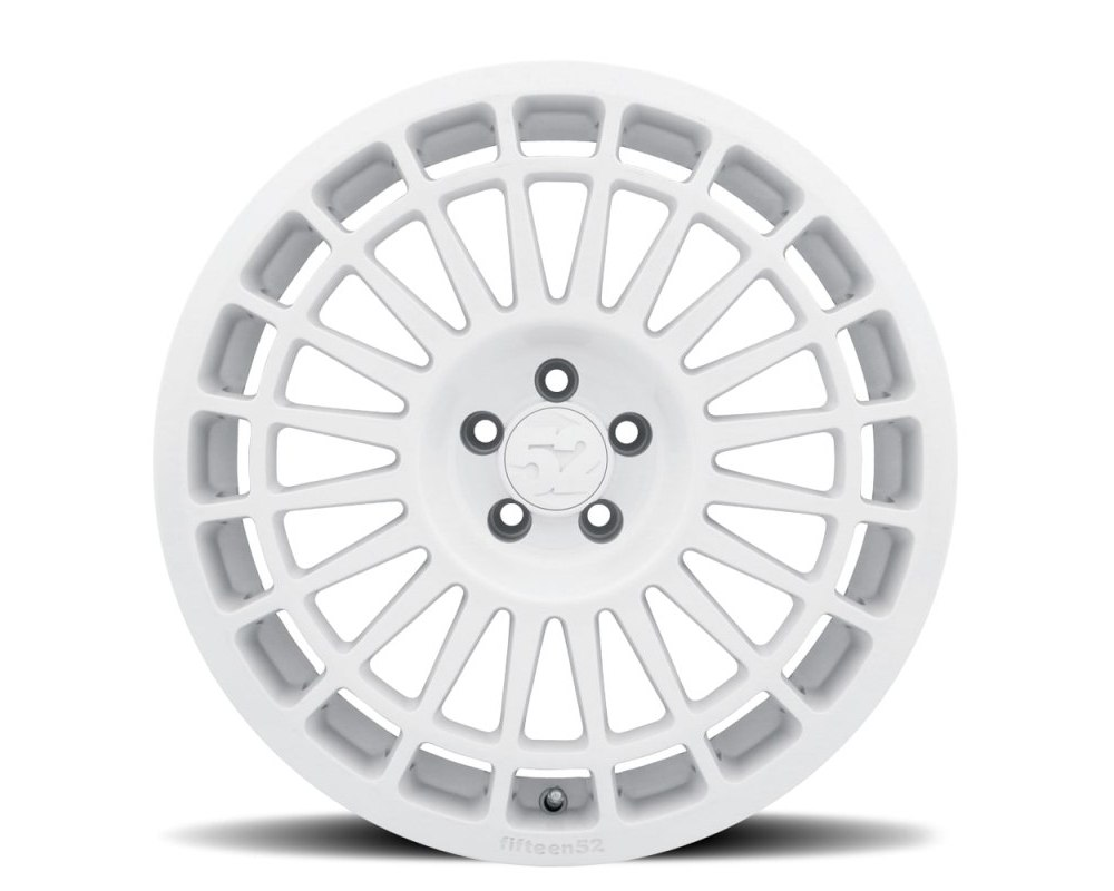 Fifteen52 Integrale Wheel Rally White 17x7.5 5x100 30mm - INTRW-77550+30
