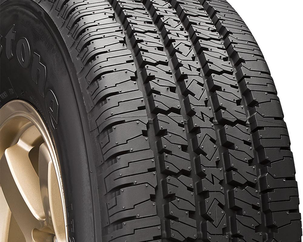 Firestone Transforce HT Tire LT245/70 R17 119R E1 BSW NI - 232990