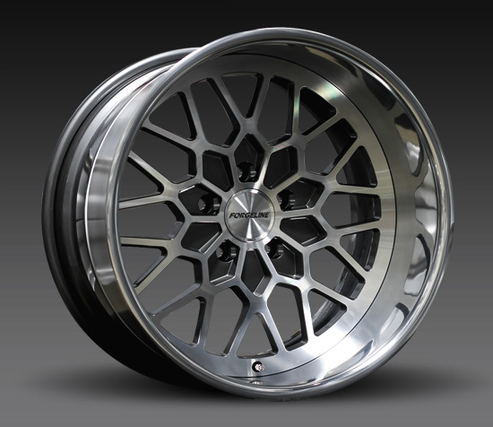 Forgeline Heritage Series TA3 Wheel
