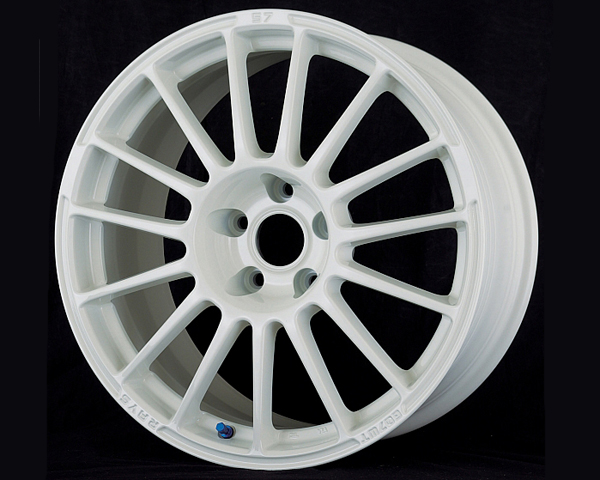 57Motorsport White G07WT Wheel 18x7.5 5x114.3 50mm - 57M-G07WT-187.5-5114.3