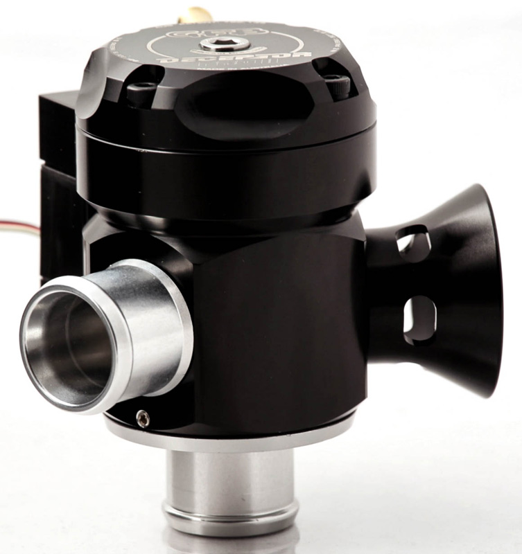 GFB Deceptor Pro II TMS Universal (25mm inlet - 25mm outlet) BOV - T9525