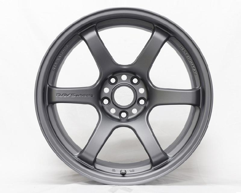 GramLights Gun Blue 57DR Wheel 18X10.5 5x114.3 12mm - WGIAC12EGB