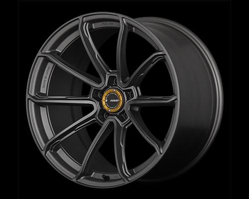 Gram Lights 57Getter Matt Graphite Wheel 18x9.5 5x114.3 +22mm - WGGEX22EMG