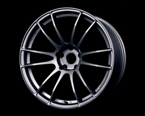 GramLights Matte Graphite 57Xtreme Wheel 19x9.5 5x100 43mm - WGJ443DMG