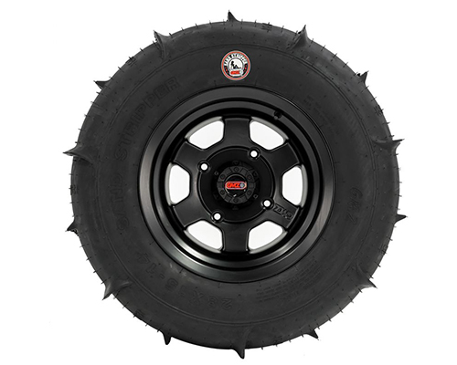 GMZ Race Products Sand Stripper Stagger UTV Rear Tire 28x15-14 - SS281514R