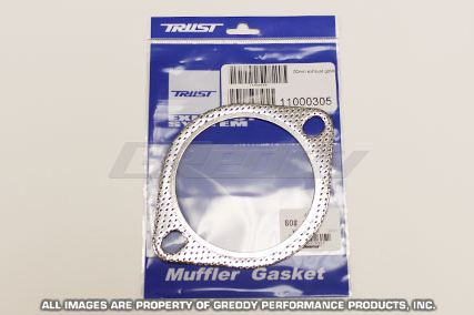 GReddy Exhaust System Oval Gasket 80mm Universal - 11000305