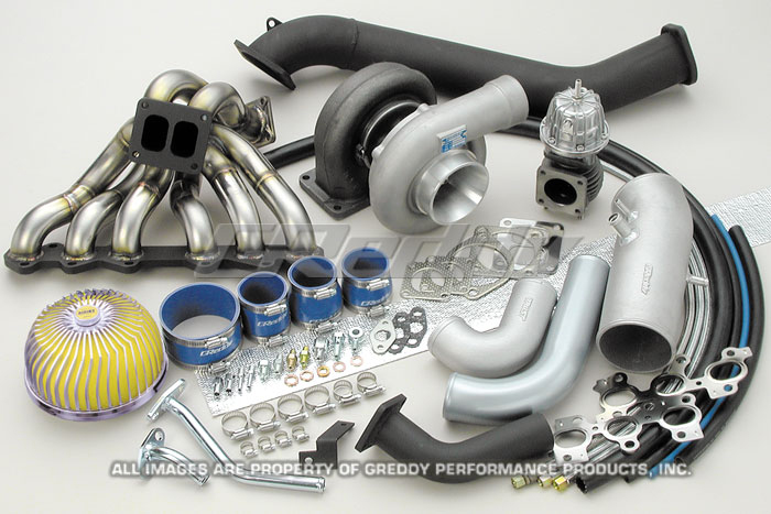 GReddy Turbo Upgrade Kit T88-34D 18cm2 Toyota Supra JZA80 93-97 - 11510515