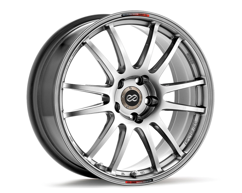 Enkei GTC01 Wheel Racing Series Hyper Black 20x10 5x120 30mm - 429-210-1230HB