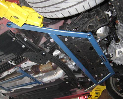 Image of GTSPEC 4 Point Ladder Brace Mazda 3 10-14