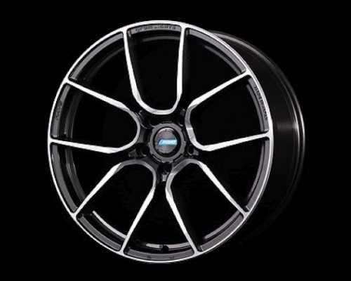 GramLights 57ANA Wheel 18x7 5x114.3 45mm Super Dark Gunmetal/DC/Machining - WGAAT45EHF