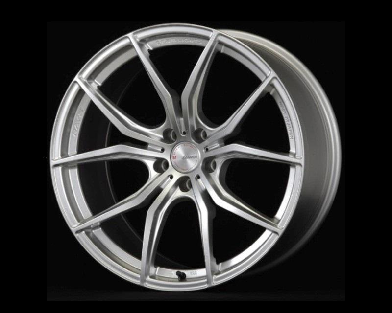GramLights 57FXX Wheel 19x11 5x114.3 18mm Sunlight Silver - WGFXB118ESU