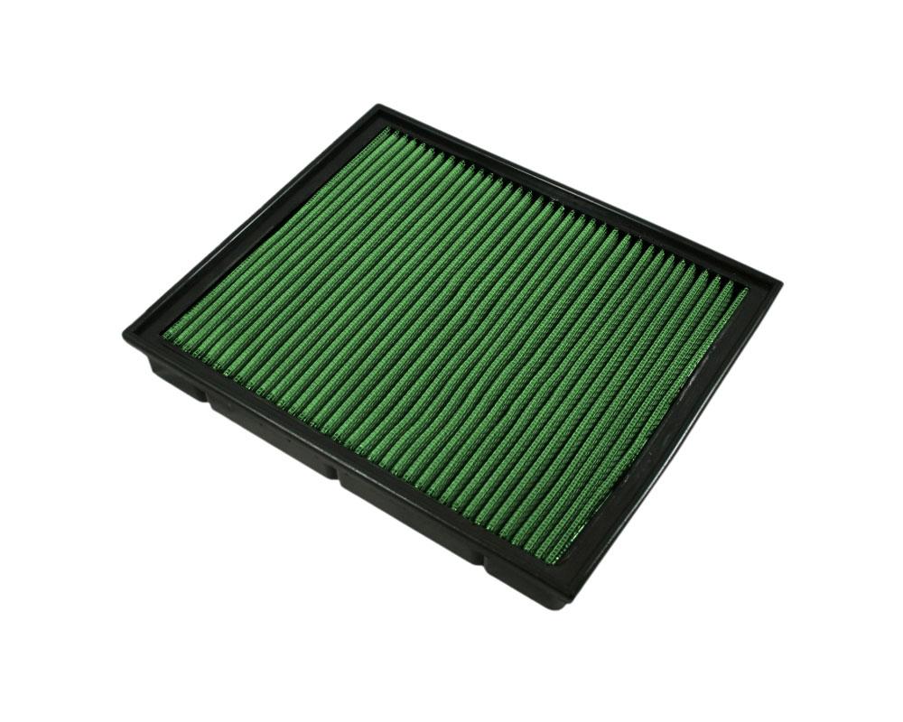 Green Filter 04-12 Nissan Pathfinder 5.6L V8 Panel Filter - 2087