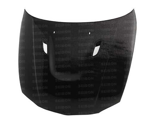 Seibon BM Style Carbon Fiber Hood BMW 1 Series 2dr and M1 08-13 - HD0809BMWE822D-BM