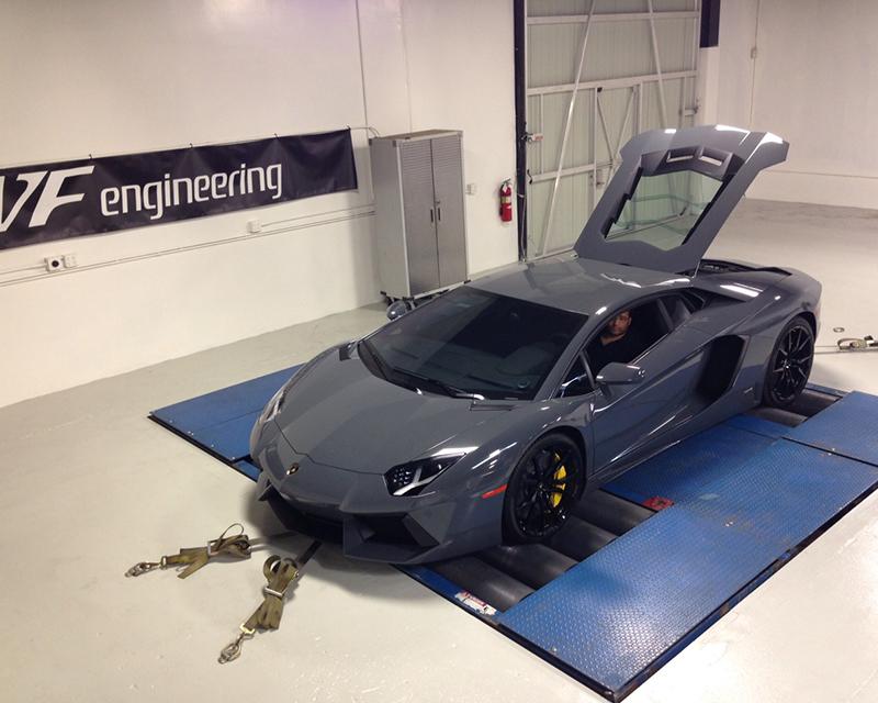 Image of Hex Flash ECU Upgrade Lamborghini Aventador 12-13