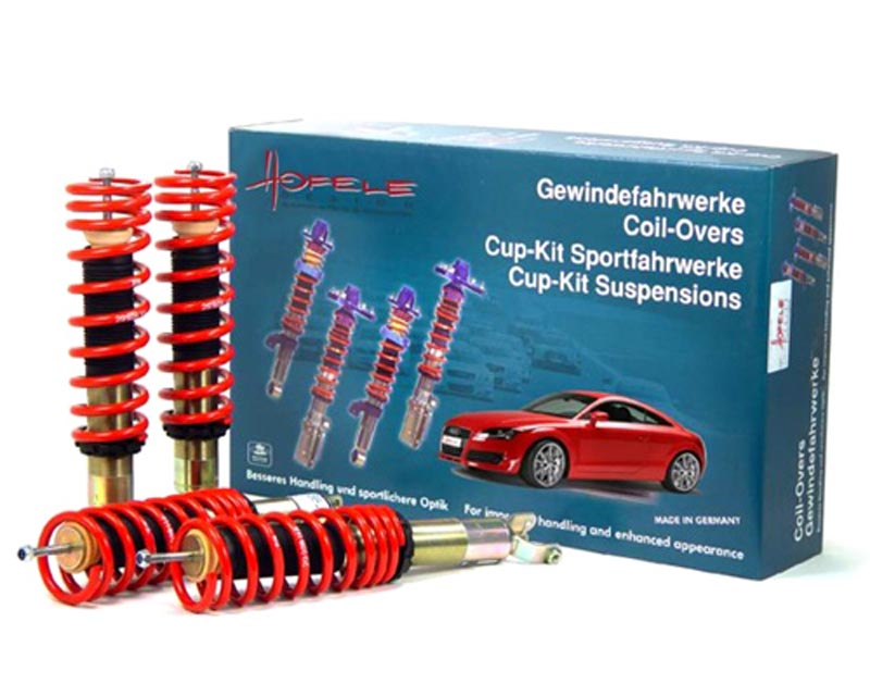 Hofele 60mm DTM Racing Coilovers Volkswagen Golf MK5 w/55mm Strut Clamp 05-08 - HF 29258-1