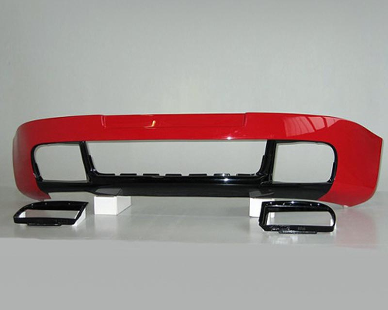 Hofele Rear Bumper Apron for Sports Muffler Volkswagen Golf MK5 Incl GTi 05-08