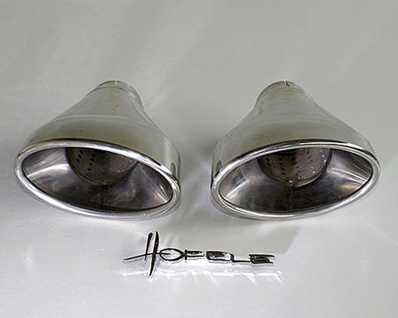 Hofele EVO Sport Oval Tailpipe Kit Porsche 996 Carrera 98-01