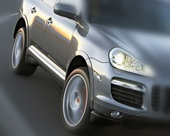 Hofele Wide Body Fender Extensions for OEM Bumpers Porsche Cayenne 08-10 - HF 8370
