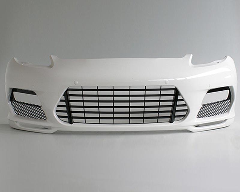 Hofele Rivage GT Front Bumper Porsche 970 Panamera w/Park Assist 10-17 - HF 9351-P