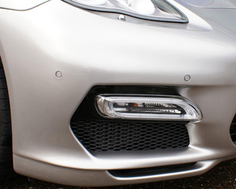 Hofele Light Package for Rivage Front Bumper Porsche Panamera 10-15