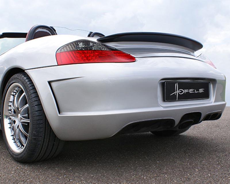 Hofele Speed GT Complete Rear Bumper Porsche Boxster 96-04 - HF 9453