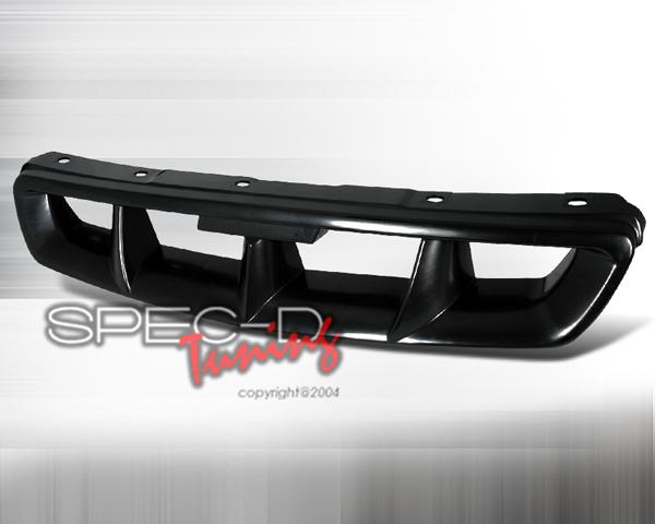 SpecD Mugen Style Black Grill Honda Civic 99-00 - HG-CV99MU
