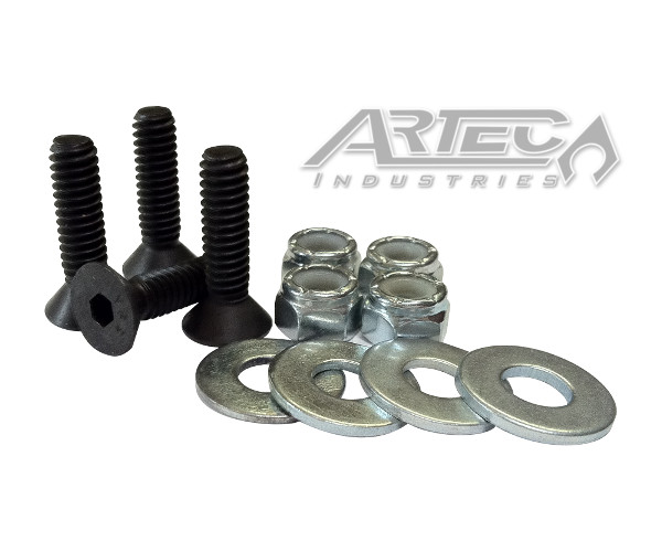 4 Bolt Battery Mounting Kit Artec Industries - HK1004