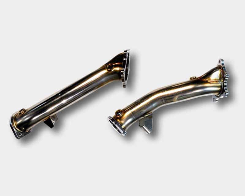 HKS GT Race Downpipes Nissan GT-R R35 09-18 - 14018-AN004