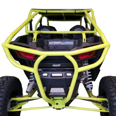 High Lifter Orange Custom Cage (4 Seater Models Only) Polaris RZR XP 4 1000 | XP 4 Turbo  14-18 - HL-CAGE-RB-RZR1-4S-O