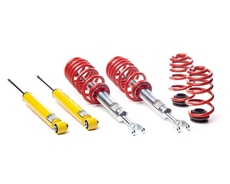 H&R Street Performance Coilover Audi A4 2WD, Type 8E, 6 cyl 02-08 - 29358-2