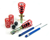 H&R Street Perf. Coil Over Drop 1.25-2.5F 0.75-2.0R Ford Focus SVT Type DAW 00-05