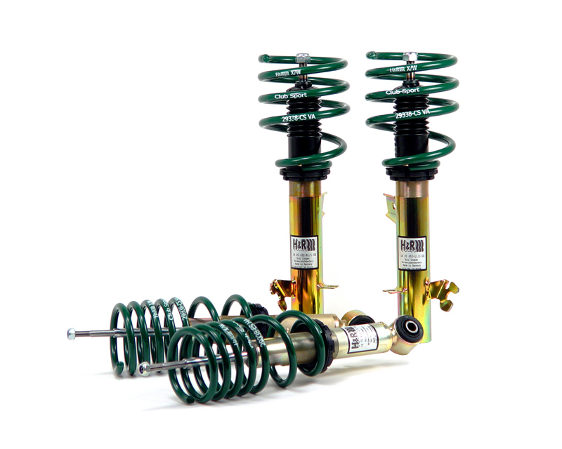 H&R RSS Coilover Mini Cooper 02-06 - RSS1417-2