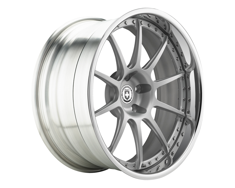 HRE 593RS 3-Piece 19 Inch Wheel