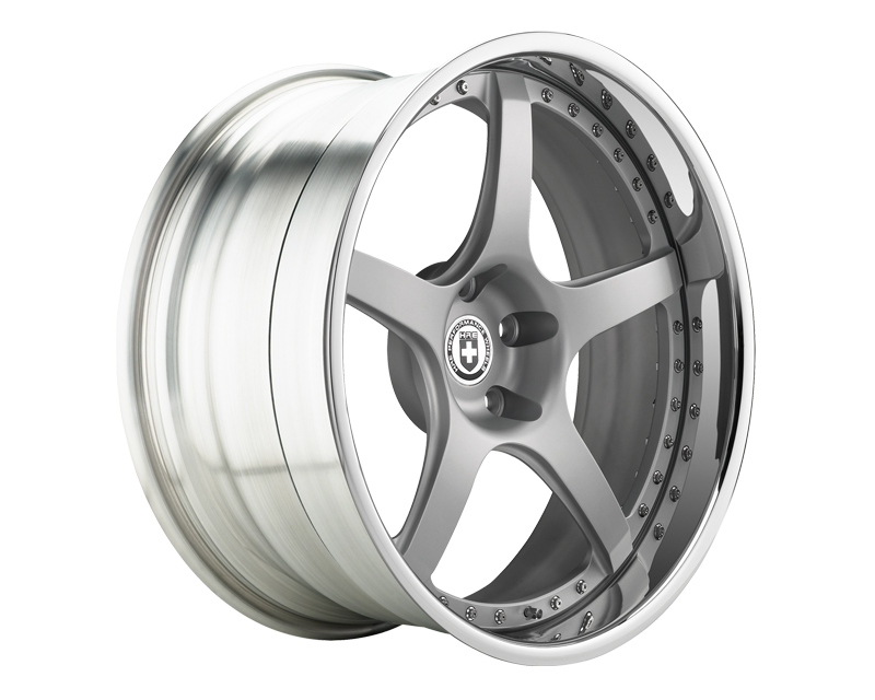 HRE 595RS 3-Piece 19 Inch Wheel