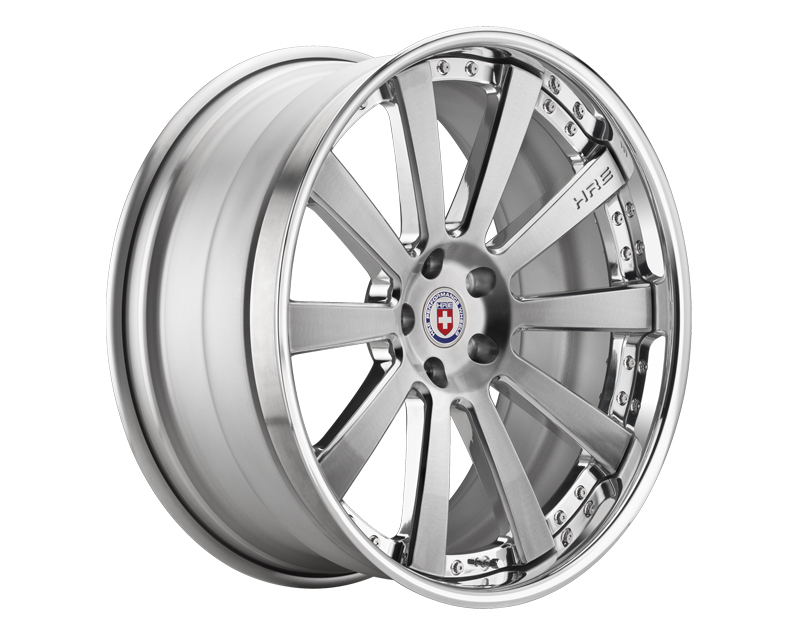 HRE 943RL Luxury 3-Piece Wheel 22 Inch