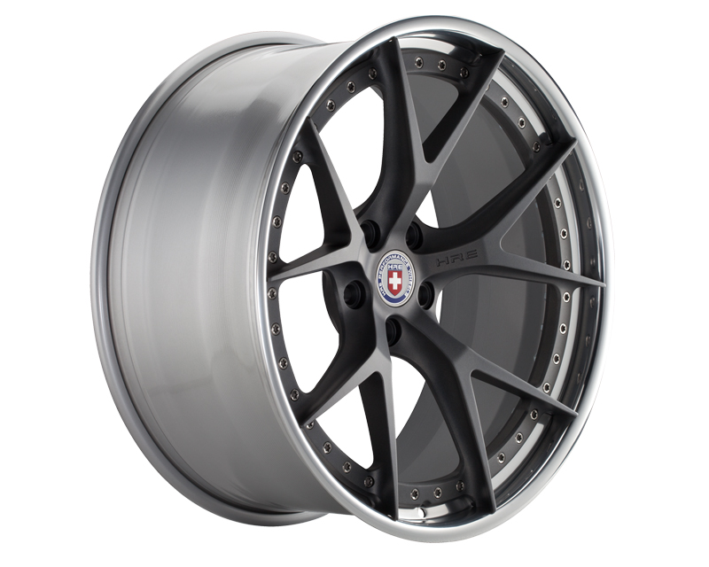 HRE S101 3-Piece 22 Inch Wheel