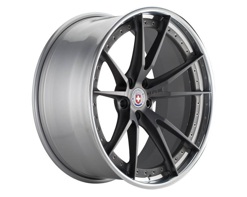 HRE S104 3-Piece 21 Inch Wheel