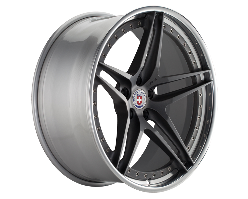 HRE S107 3-Piece 22 Inch Wheel