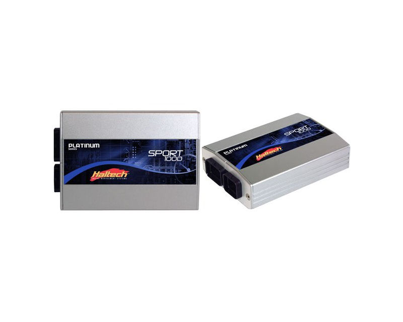 Haltech Platinum Sport 1000 ECU Kit Includes Flying Lead Ignition Harness Mazda RX7 13B 79-02 - HT-051202