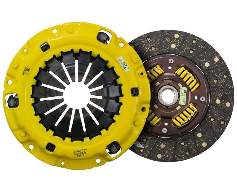 Image of ACT Clutch Kit HD Perf Street Sprung Hyundai Genesis Coupe V6 3.8L 10-12
