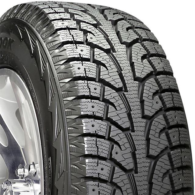 Hankook i Pike RW11 Studdable Tire 245 /65 R17 107T SL BSW - 1010135