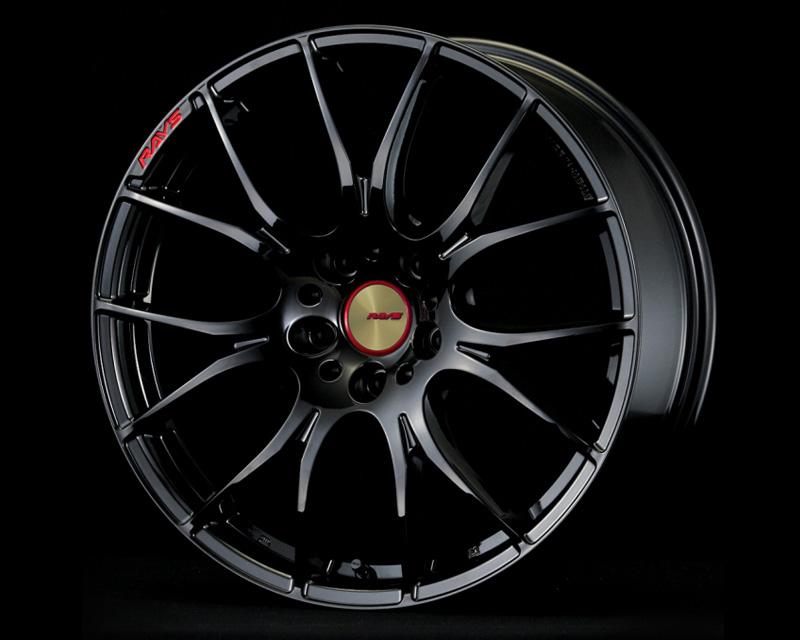 Image of HOMURA 2x7 Glossy Black Wheel 19x8.5 5x114.3 38mm