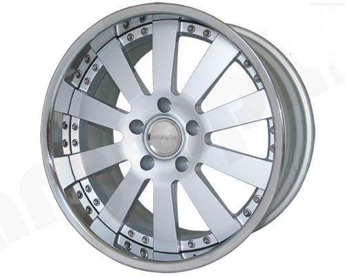 Cargraphic Custom 3-Piece Lightweight I-10 Wheel 20x9.5