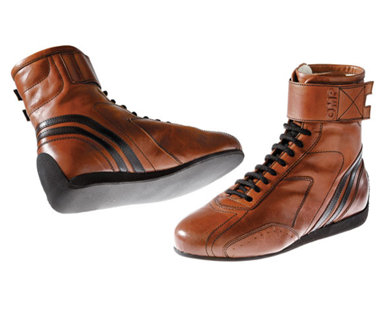 OMP IC//78201539 Carrera Shoes, Brown, Size 39