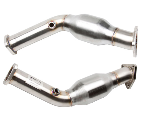 Image of Motiv Concepts High Flow Catalytic Converters Infiniti G35 03-06