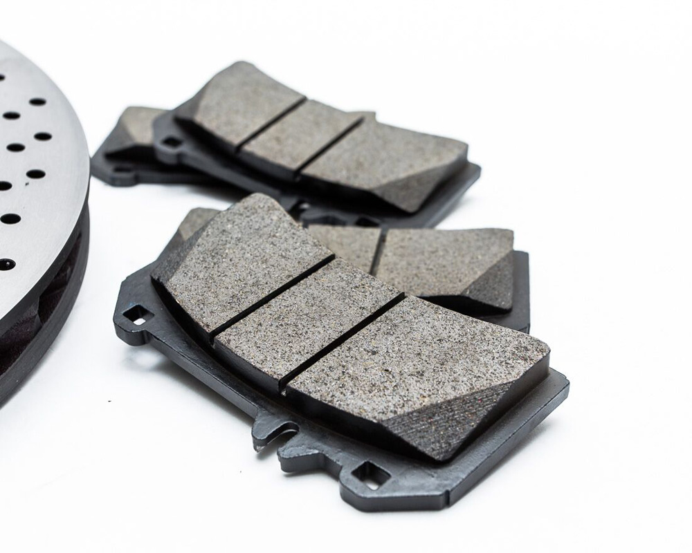 IM Acura TL Brake Pads TypeS Acura TL Front - Acura tl brake pads