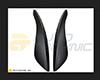 Image of AutoTecknic ABS Paintable Eyelids Infiniti G35 Coupe 03-07