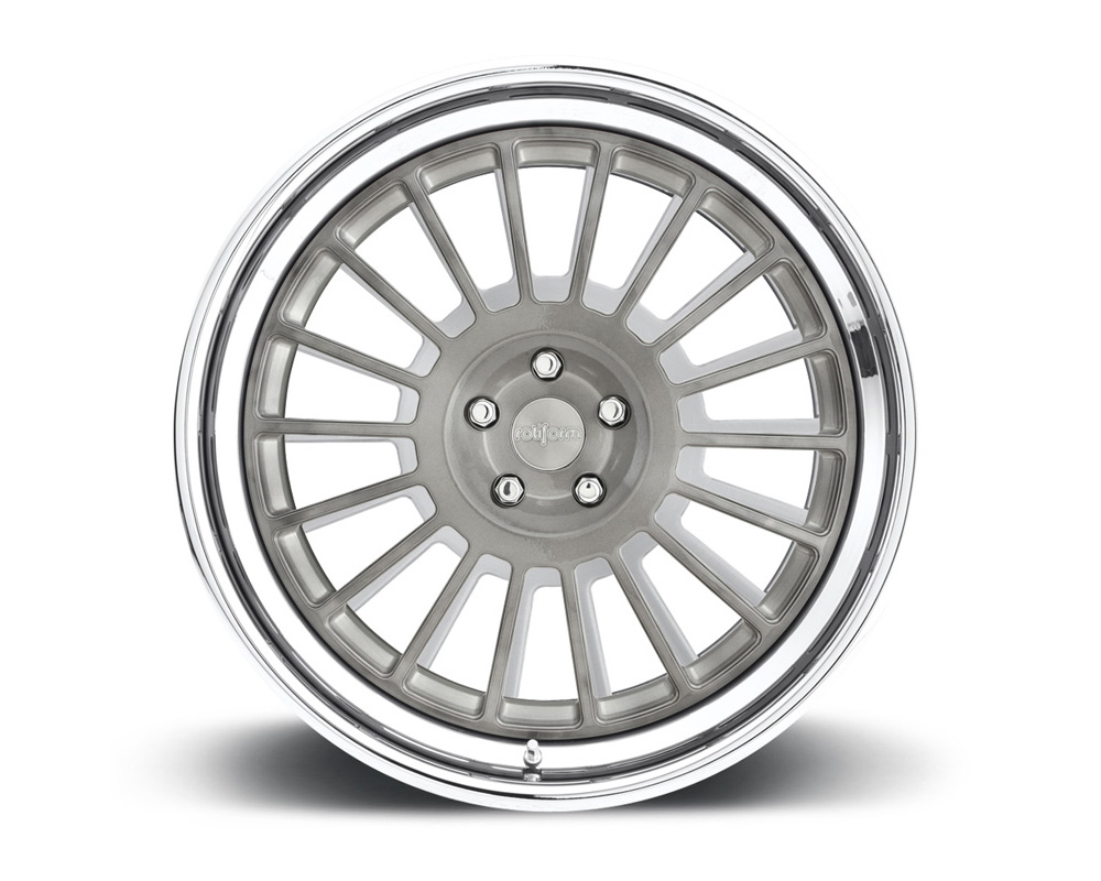 Rotiform IND 2-Piece Forged Welded Flat Wheels - IND-2PCFORGED-FLAT