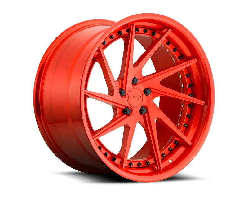 Niche Wheels 3-Piece Series Invert H73 24 Inch Wheel - INVERTH7324