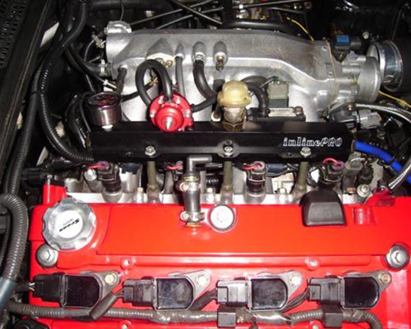 InlinePRO F-Series Fuel Rail Honda S2000 00-09 - IPS2000-FR